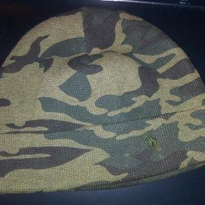 Polo skull hat